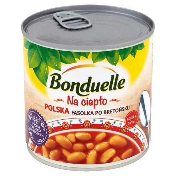 Fasola biała Bonduelle w Sosie pomidorowym