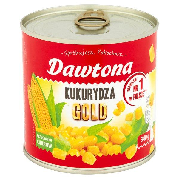 Kukurydza Dawtona gold