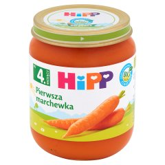 Danie Hipp pierwsza marchewka bio
