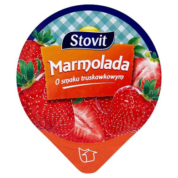 Stovit Marmolada o smaku truskawkowym 320 g