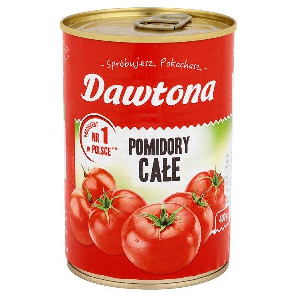 Pomidory Dawtona całe