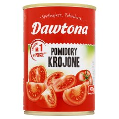 Dawtona Pomidory krojone 400 g
