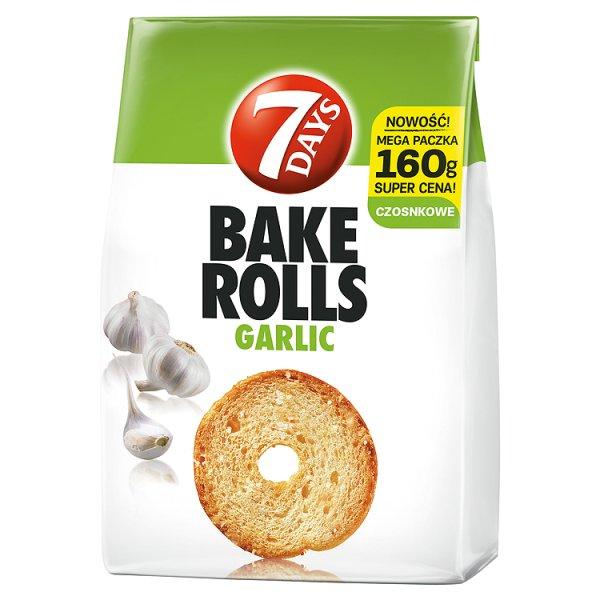 Bake Rolls Garlic