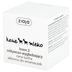 Krem Ziaja - kozie mleko odżywianie i wygładzanie
