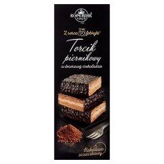 Torcik piernikowy kakaowo-orzechowy