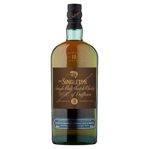 Whisky singleton 18yo