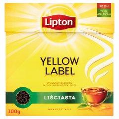 Herbata Lipton Yellow Label czarna liściasta