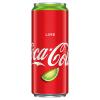 Napój gazowany coca cola lime