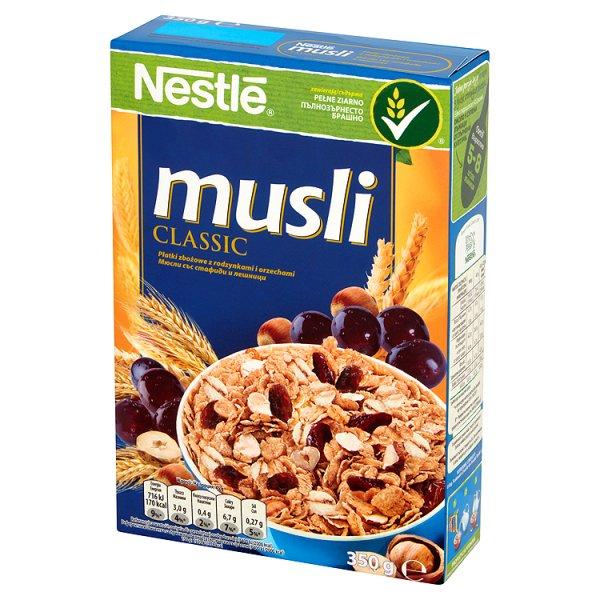 Musli Nestle tradycyjne