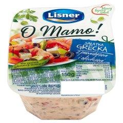 Sałatka Jak u Mamy grecka z pomidorami i oliwkami