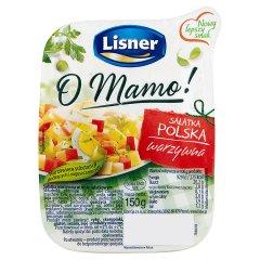 Sałatka Jak u Mamy polska tradycyjna warzywna