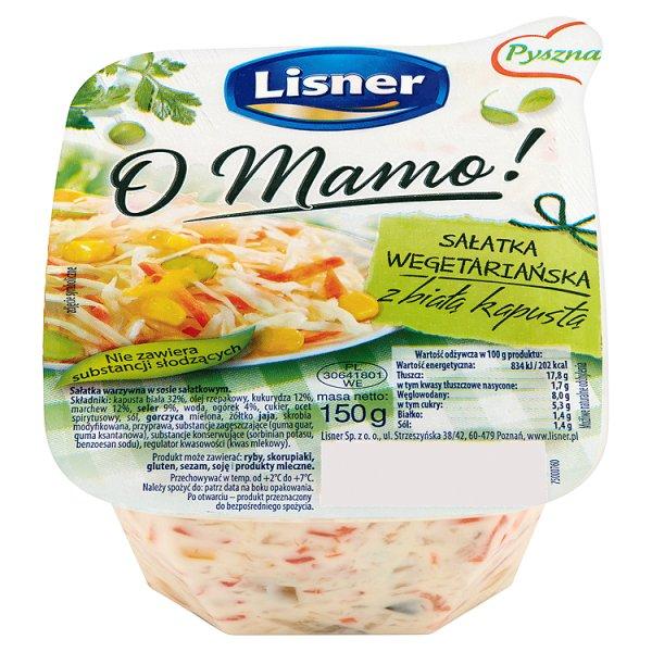 Sałatka Salateria wegetariańska z białą kapustą