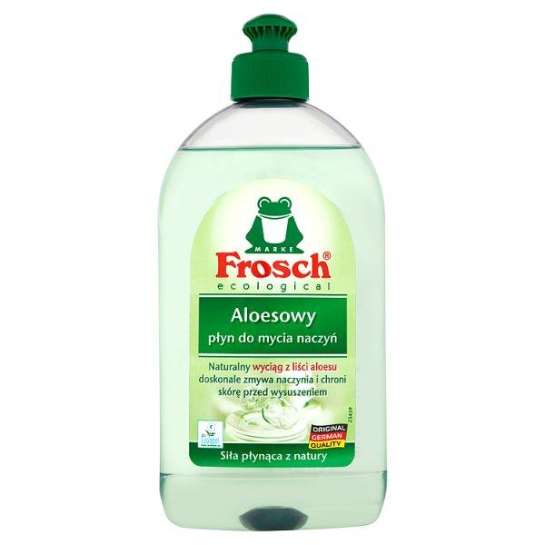 Płyn Frosh z aloesem
