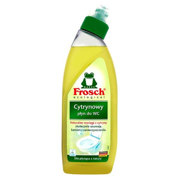 Żel Frosch cytrynowy