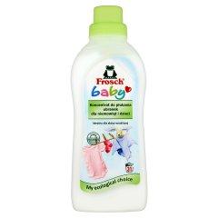 Frosch płyn do płukania ubranek dla niemowląt i dzieci