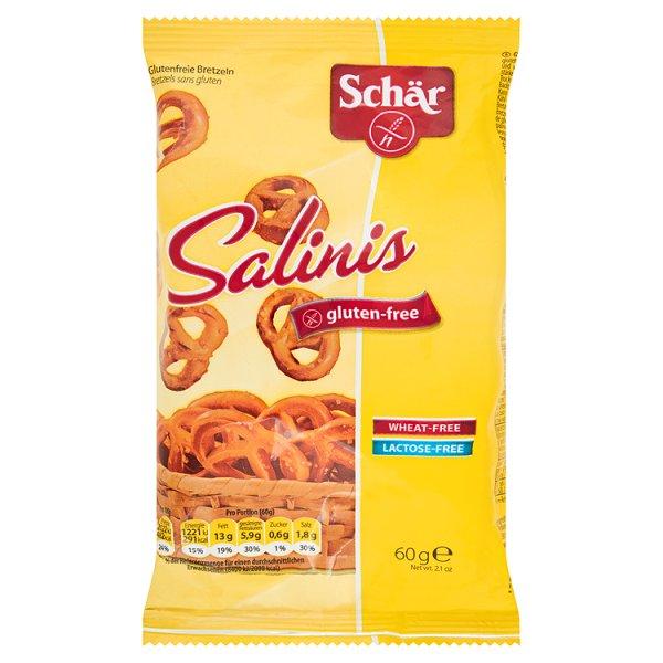 Precelki Schär Salinis bezglutenowe