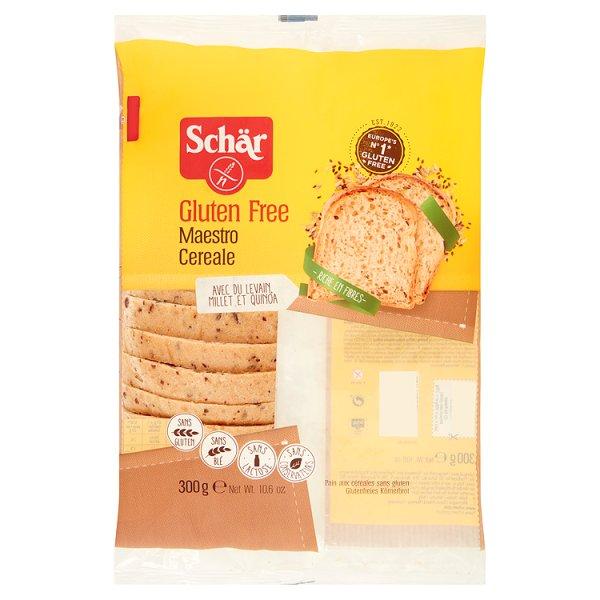 Chleb wieloziarnisty Cereale Schär