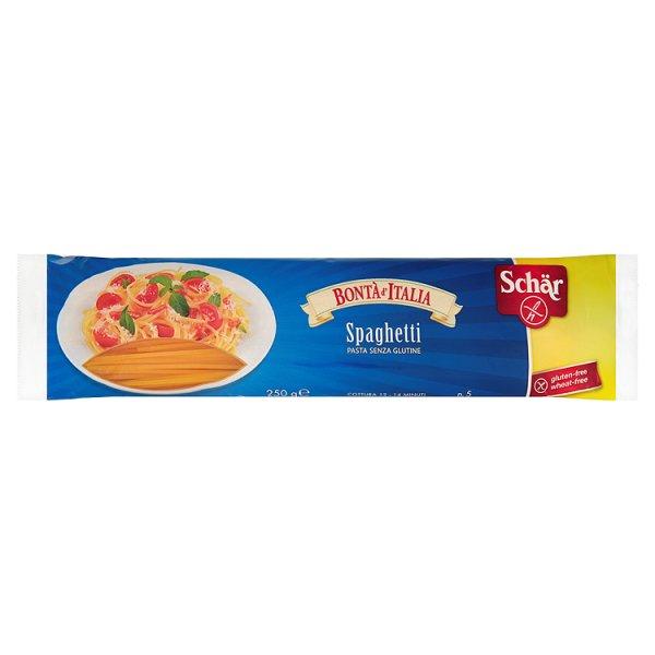 Makaron Schär Spaghetti bezglutenowy