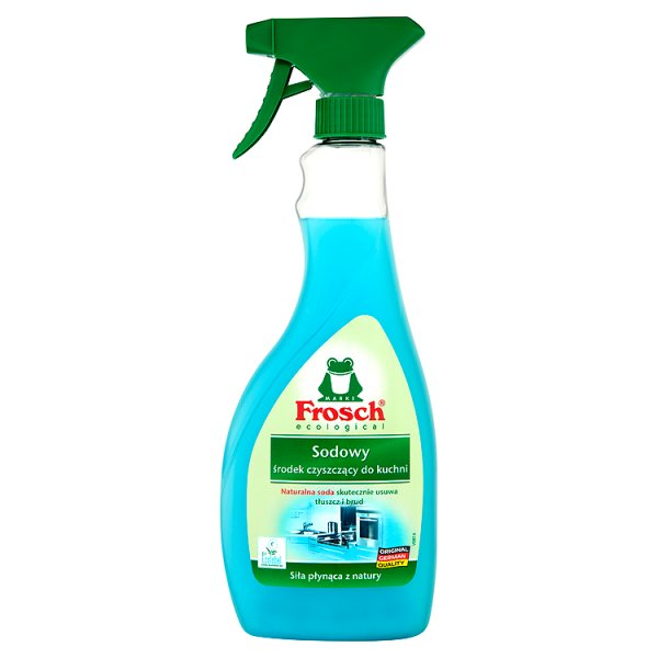 Spray frosch multicleaner soda