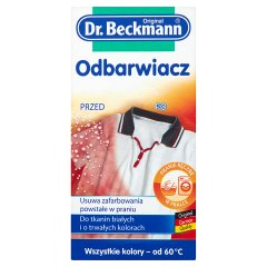 Odbarwiacz Dr. beckman do tkanin białych i kolorowych