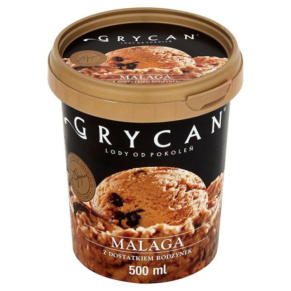 Lody Grycan malaga
