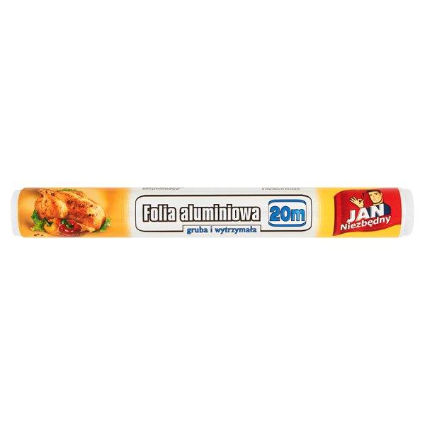 Folia Jan Niezbędny aluminiowa wkład 20m