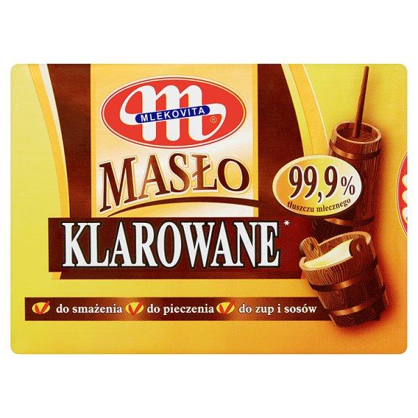 Mlekovita Masło klarowane 200 g