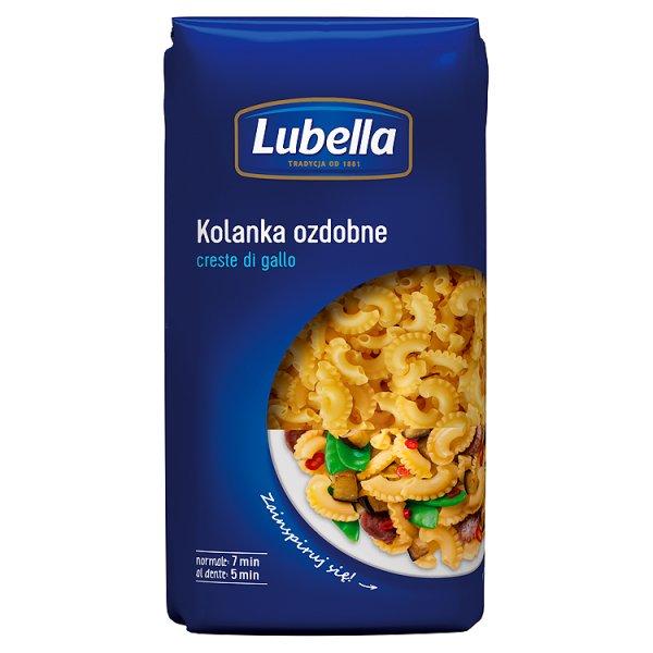 Lubella Creste di Gallo Makaron Kolanka ozdobne 500 g