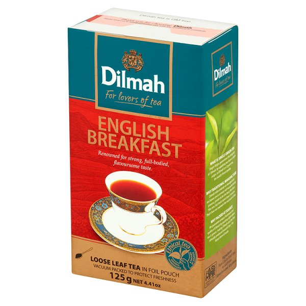 Herbata Dilmah  english breakfast