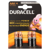 Baterie Duracell AAA/LR03 4szt/op