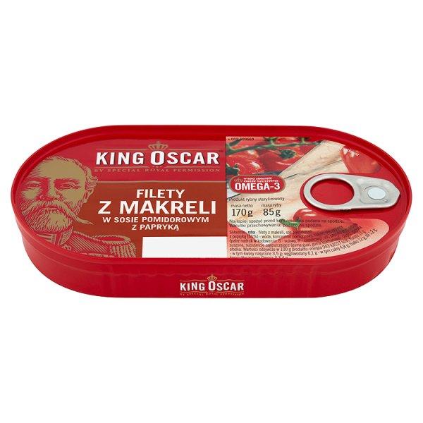 Szproty w Sosie pomidorowym