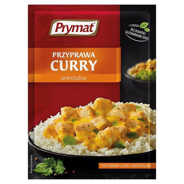 Curry Prymat