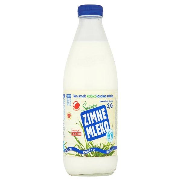 Mleko Zimne 2%
