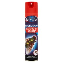 Bros Muchospray na muchy i komary 400 ml
