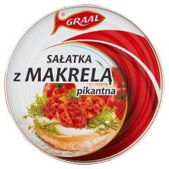 GRAAL Sałatka z makrelą pikantna 300 g