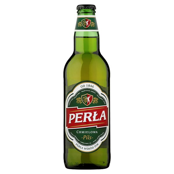 Perła Chmielowa Piwo jasne 500 ml
