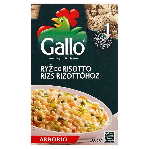 Gallo Ryż do Risotto Arborio 500 g