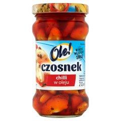 Czosnek Ole! chilli w oleju