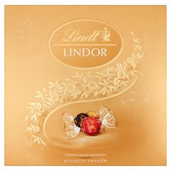 Praliny Lindt Lindor kolekcja smaków