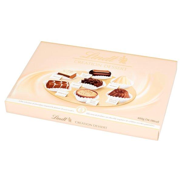 Bombonierka Creation Dessert Asortyment Francuskich Pralin.
