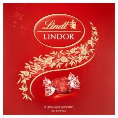 Praliny Lindt Lindor Milk Box