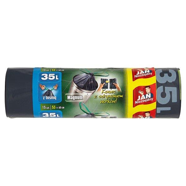 Worki Jan niezbędny magnum pack 35l