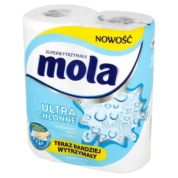Ręcznik Mola Ultra Chłonne /2rolki