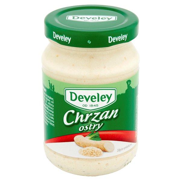 Chrzan tarty tradycyjny Develey