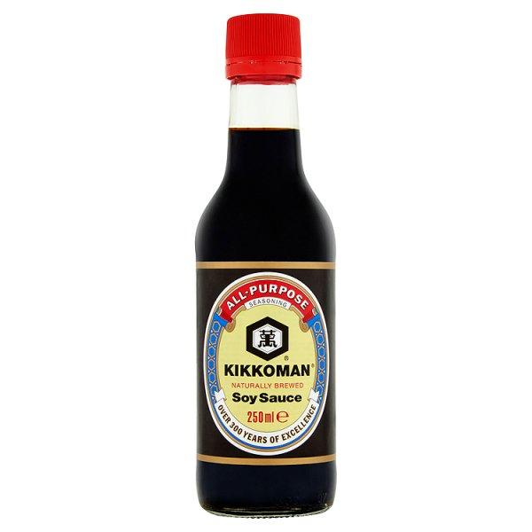 Kikkoman Naturalnie warzony sos sojowy 250 ml
