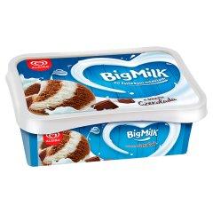 Lody big milk czekolada