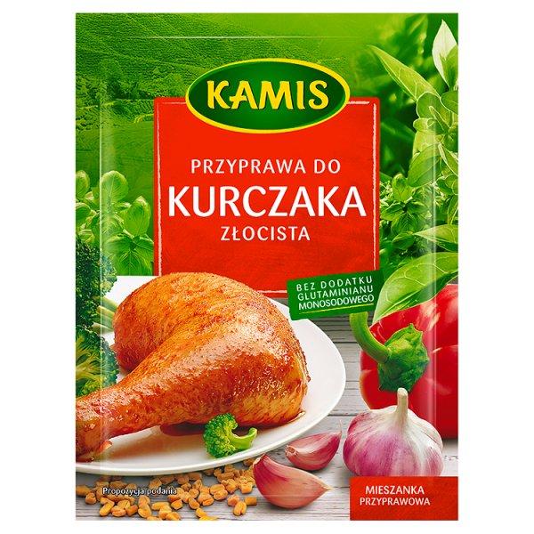 Przyprawa Kamis Złocista do kurczaka