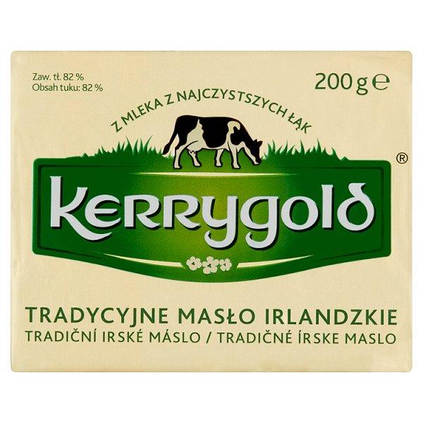 Kerrygold Tradycyjne masło irlandzkie 200 g
