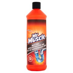 Mr Muscle Hydraulik żel do udrażniania rur