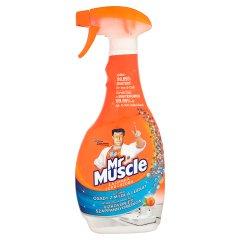 Mr Muscle 5w1 Łazienka płyn do czyszczenia i dezynfekcji